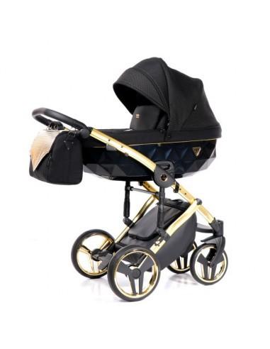 Wózek dziecięcy 3w1 Junama Onyx