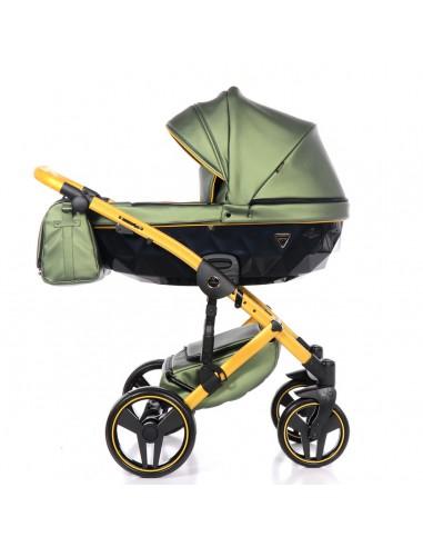 Wózek dziecięcy 3w1 Junama FLUO II...
