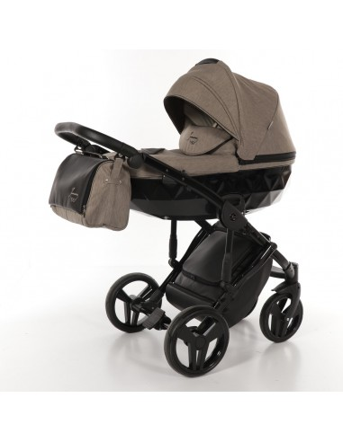 Wózek dziecięcy 2w1 Junama Diamond