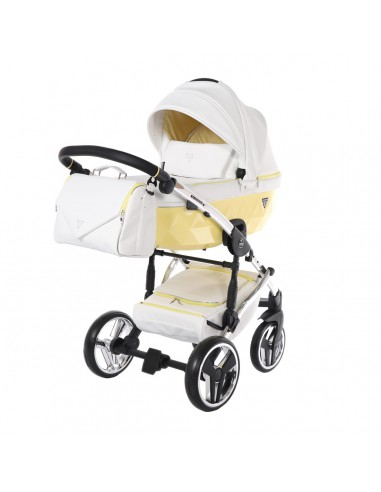 Wózek dziecięcy 2w1 Junama Candy...