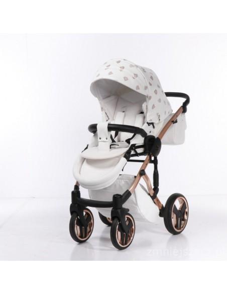 Wózek dziecięcy Mirror wielofunkcyjny gondola